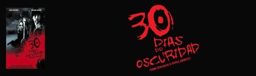 Opinión de 30 días de oscuridad