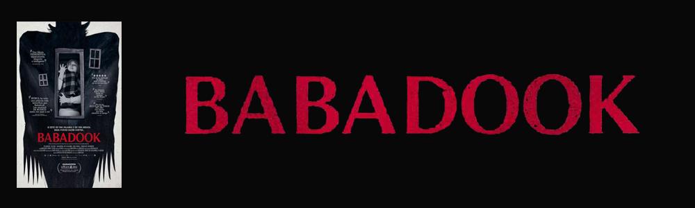 Opinion de Babadook