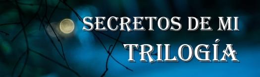 Secretos de mi trilogía de Alexander J. Cox